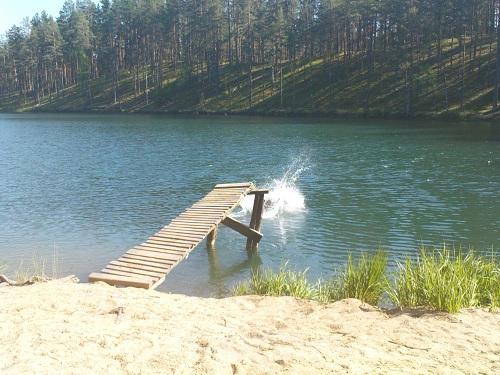 Серебрянное озеро