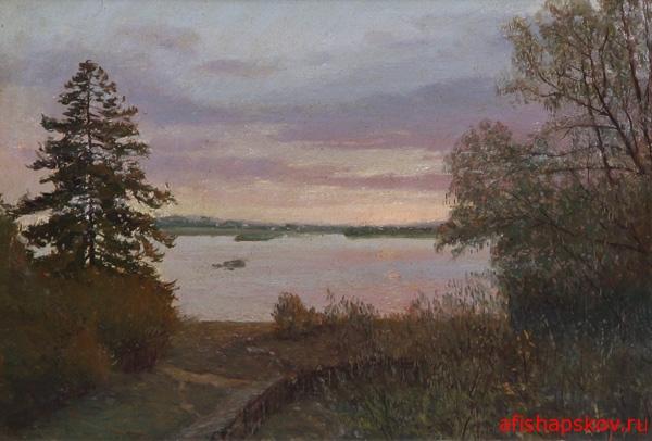 Художник и музей