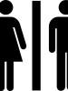 Туалет на автовокзале Пскова временно закрыт