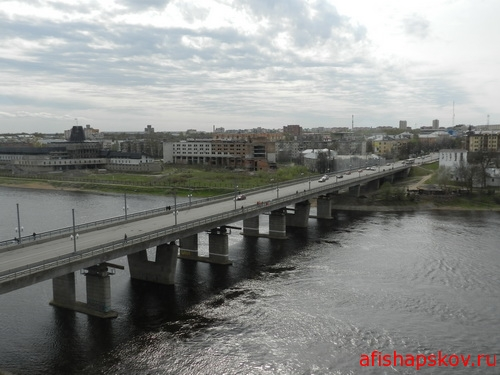 Смотровая площадка работает во Власьевской башне