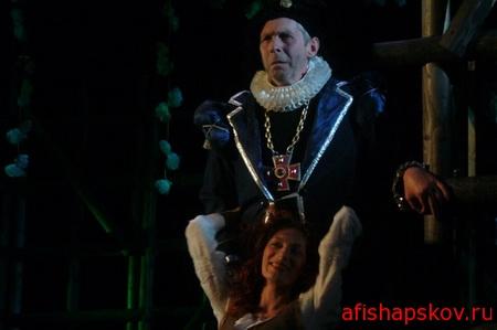 Театр на открытом воздухе «Карусель». «Убийство Гонзаго»