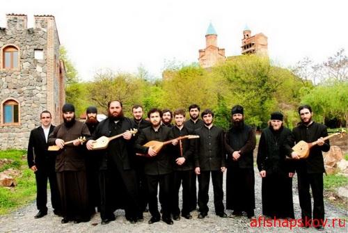хор Гремской Духовной семинарии