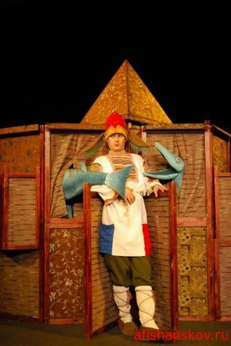 Псковский театр кукол заменил субботний спектакль
