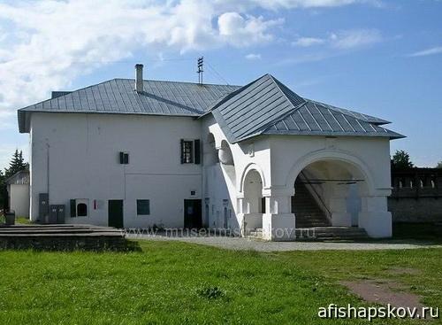 ВЫставки Псков. Приказная палата