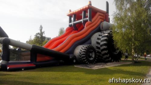 Игры в трактор