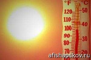 Прогноз погоды в Пскове на 1 дней — Яндекс Погода