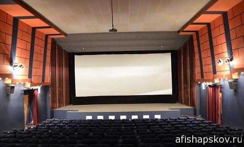 Афиша кинотеатра «Победа» на 11 – 17 января