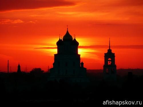 Куда сходить в Пскове на неделе с 11.08 по 17.08