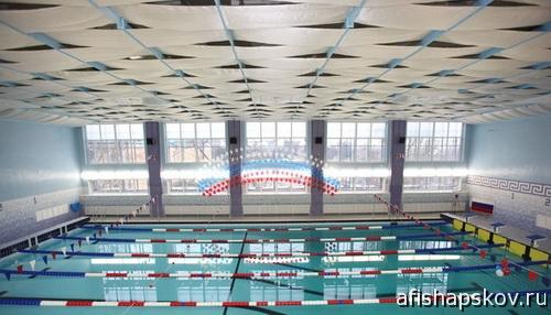 бассейн дом спорта Псков