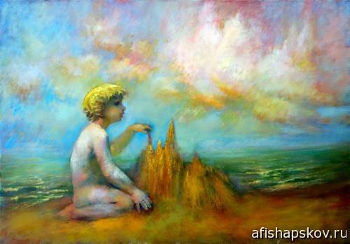 В Пскове откроется выставка живописи «Дыхание солнца»