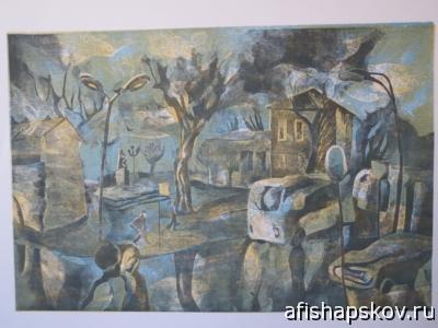 Персональная выставка Натальи Яблочкиной «Направление» откроется в галерее Дар