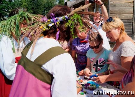 Усадебный праздник «Ольгин День» состоится в Тригорском