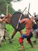 Рыцарский турнир, огненное шоу, концерт средневековой музыки Афиша средневекового фестиваля у Гремячей башни