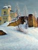 Выставка «Павел Мельников. К 110-летию художника» открылась в Изборске
