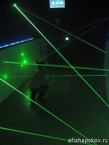 Lazer_labirint