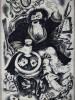 «Литературные шедевры в иллюстрациях белорусских графиков» выставлены в Пушкинских Горах