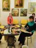 Галерея «Дар» приглашает на мастер-класс художника Марии Туриной