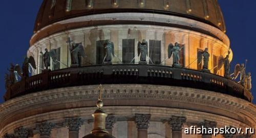 Петербург глазами ангелов