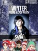 Winter Anime&K-Pop Party