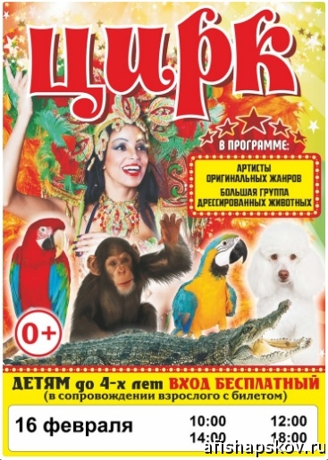 Цирк в Пскове