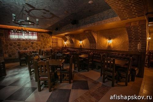 Ресторан Ханса Псков