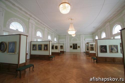 Картинная галерея псковского музея