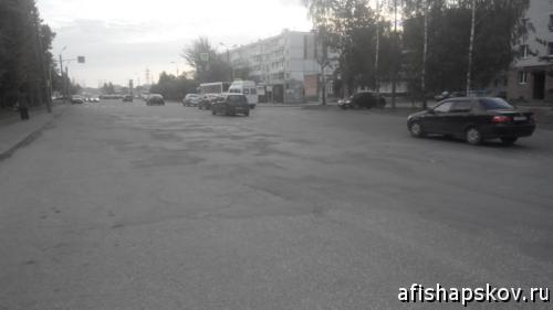 Улица Индустриальная Псков