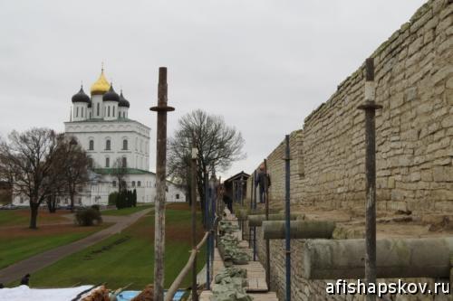 Ремонт в кремле
