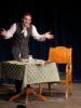 В моноспектакле артиста МХТ имени А.П. Чехова в Пскове оживут герои двух повестей «Метели» и «Гробовщика»