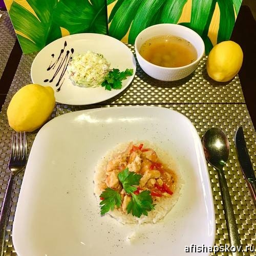 Пообедать в Пскове