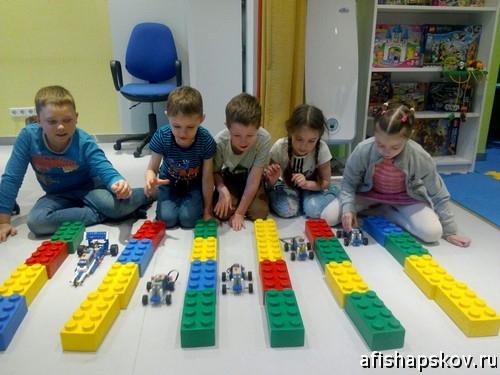 Детские развлечения Псков
