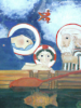 Выставка «Возвращение голубки» откроет Православный фестиваль искусств в Пскове