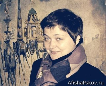 Мария Воробьева Псков