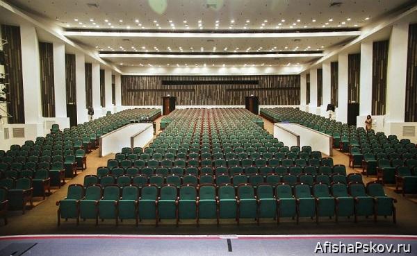БКЗ филармонии зал