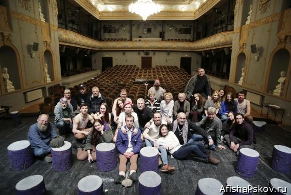 Театр драмы Псков