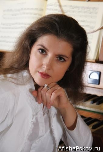 Органные концерты псков