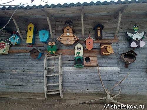 Зооград Пушкинские Горы