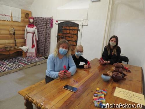 Мастер-класс изготовление куклы