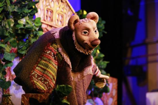 Театр кукол псков Спектакль «Терем-теремок»